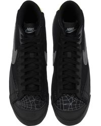 "Nike Sneakers ""blazer Mid 77"" - Noir"