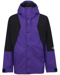 """The North Face Leichte, Isolierte Jacke Mit Dryvent """"mountain"""" - Lila"""
