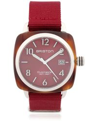 Briston - Icons Clubmaster Classic Watch - Lyst
