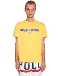 Polo Ralph Lauren - コットンtシャツ - Lyst