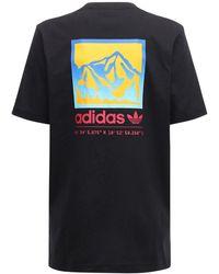 adidas Originals - Adiplore グラフィックtシャツ - Lyst