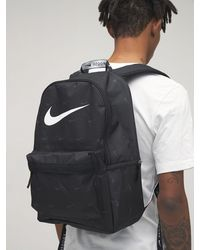 Nike Swoosh Heritage バックパック - ブラック