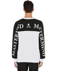 MASTERMIND WORLD コットンスウェットシャツ - ブラック