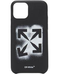 Off-White c/o Virgil Abloh Чехол Для Iphone 11 Pro - Черный