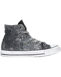 """Converse - Trainers """"all Star Chuck Taylor"""" Glitter - Lyst"""