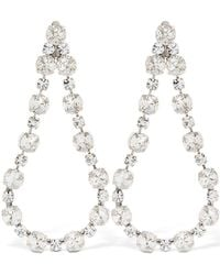 Ca&Lou - Victoria Clip-on Drop Earrings - Lyst