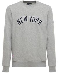 KTZ Mlb X Ny Yankees Sweatshirt - Grey