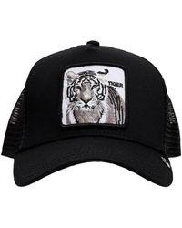 Goorin Bros Silver Tiger Trucker Cap - Black