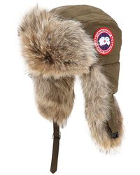 Canada Goose Aviator Hat - Multicolour