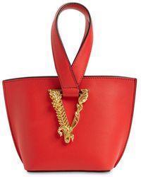 Versace Сумка Из Кожи - Красный