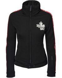DSquared² Куртка Из Джерси - Черный