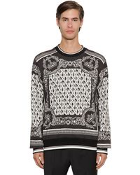 Dolce & Gabbana - Свитшот Из Хлопка - Lyst