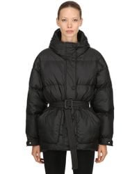 Ienki Ienki - Oversized Michelin Down Jacket - Lyst