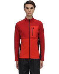Peak Performance - Helo Mid Wool Blend Jacket - Lyst