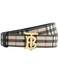 Burberry Tb Vintage ベルト 3.5cm - マルチカラー