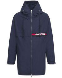 Moncler Куртка Ildut Из Нейлона - Синий