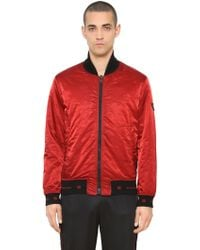Givenchy - Bomber In Nylon - Lyst