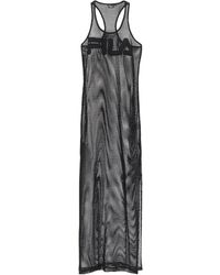 Fila Hanna Long Tank Dress - Black