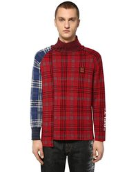 Off-White c/o Virgil Abloh Strickpullover Aus Wollmischung - Rot