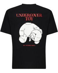 Undercover - コットンジャージーtシャツ - Lyst
