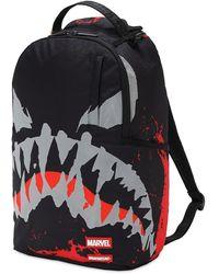 Sprayground Venom Shark バックパック - ブラック
