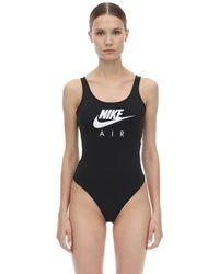 Nike Air コットンブレンドボディスーツ - ブラック