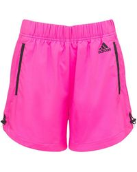 adidas Originals - W Te Pb Shorts - Lyst