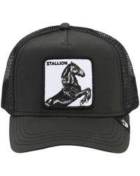 "Goorin Bros Casquette Avec Patch ""Stallion"" - Noir"