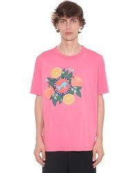 BOTTER コットンジャージーtシャツ - ピンク