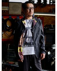 Junya Watanabe - Playboy コットンジャージーtシャツ - Lyst