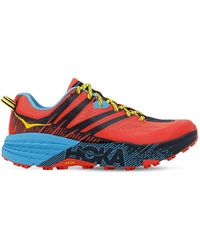 "Hoka One One Baskets De Running ""Speedgoat 3 Trail"" - Multicolore"