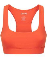Splits59 Dream Techflex Bra - Orange
