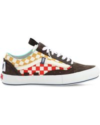 Vans Old Skool Cap Lx - Multicolour