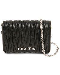1a93f72529d Lyst - Women s Miu Miu Shoulder bags Online Sale