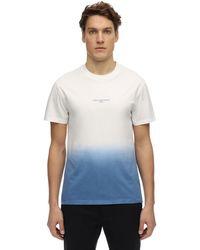 Stella McCartney T-shirt Aus Baumwolljersey Mit Logo - Weiß