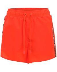 adidas Originals Karlie Kloss ショートパンツ - オレンジ