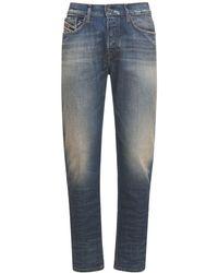 DIESEL D-fining テーパードデニムジーンズ 17.6cm - ブルー