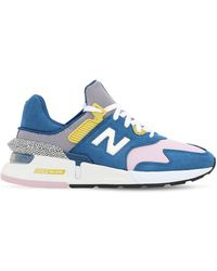 New Balance 997 Trainers - Blue
