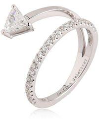 Delfina Delettrez Marry Me Ring - Metallic