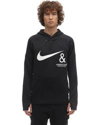 Nike Undercover Nrg Tech Sweatshirt Hoodie - Black