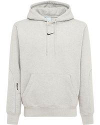 """Nike Sweat-shirt À Capuche """"nocta Essential"""" - Multicolore"""
