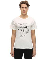 Passarella Death Squad La Reine Des Mauvaises Filles Tシャツ - ホワイト