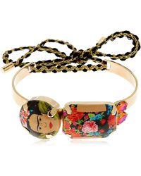 Bijoux De Famille - Frida Rigid Bracelet - Lyst