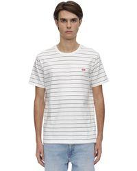 Levi's The Originalコットンジャージーtシャツ - ホワイト