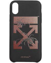 Off-White c/o Virgil Abloh - Arachno Arrow Pvc Iphone X/xsケース - Lyst