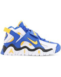 "Nike Sneakers "" Air Barrage"" - Blau"