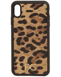 Dolce & Gabbana - Iphone Xs Max 携帯ケース - Lyst