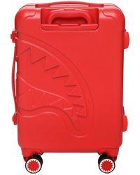 Sprayground 9l Gepäck Mit Rollen - Rot