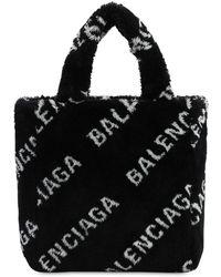 Balenciaga 'Everyday' Shopper - Schwarz
