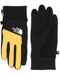 The North Face Etip 手袋 - ブラック